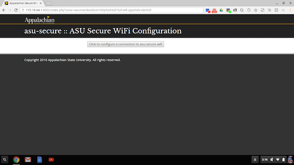 asu-secure wireless configuration site